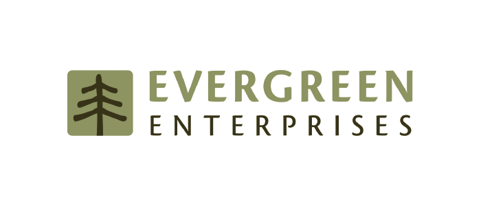 UK gift distrubtion for Evergreen Enterprises and UK exhibition services by White Pebble