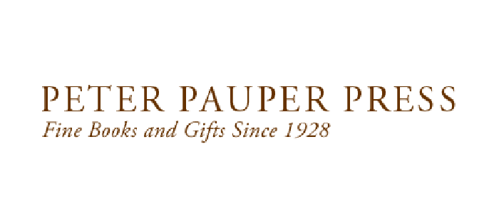 UK gift distrubtion for Peter Pauper Press and UK exhibition services by White Pebble