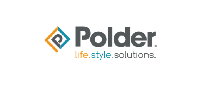 UK gift distrubtion for Polder Products and UK exhibition services by White Pebble