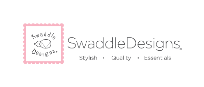 UK gift distrubtion for Swaddle Designs and UK exhibition services by White Pebble